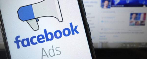 publicité sur Facebook Ads