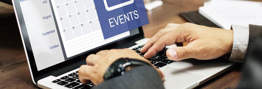 gestion inscription en ligne