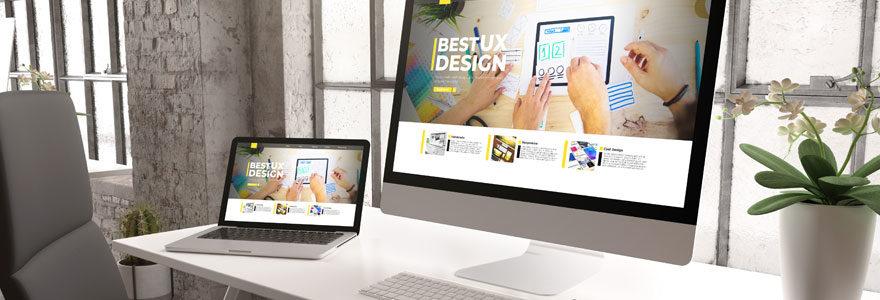 Création de sites de qualité